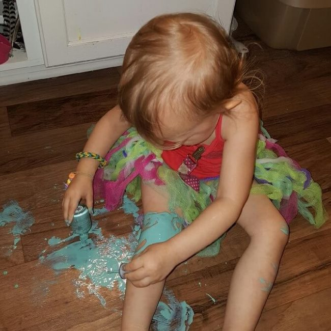 What If I Acted Like My Toddler