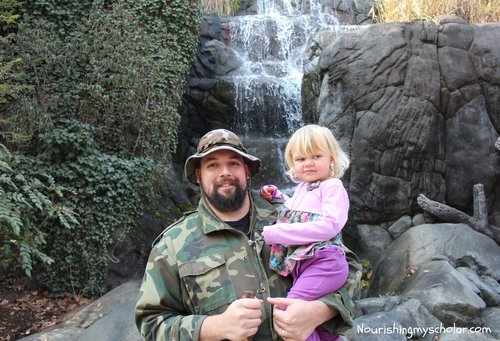 Our Day at the Knoxville Zoo