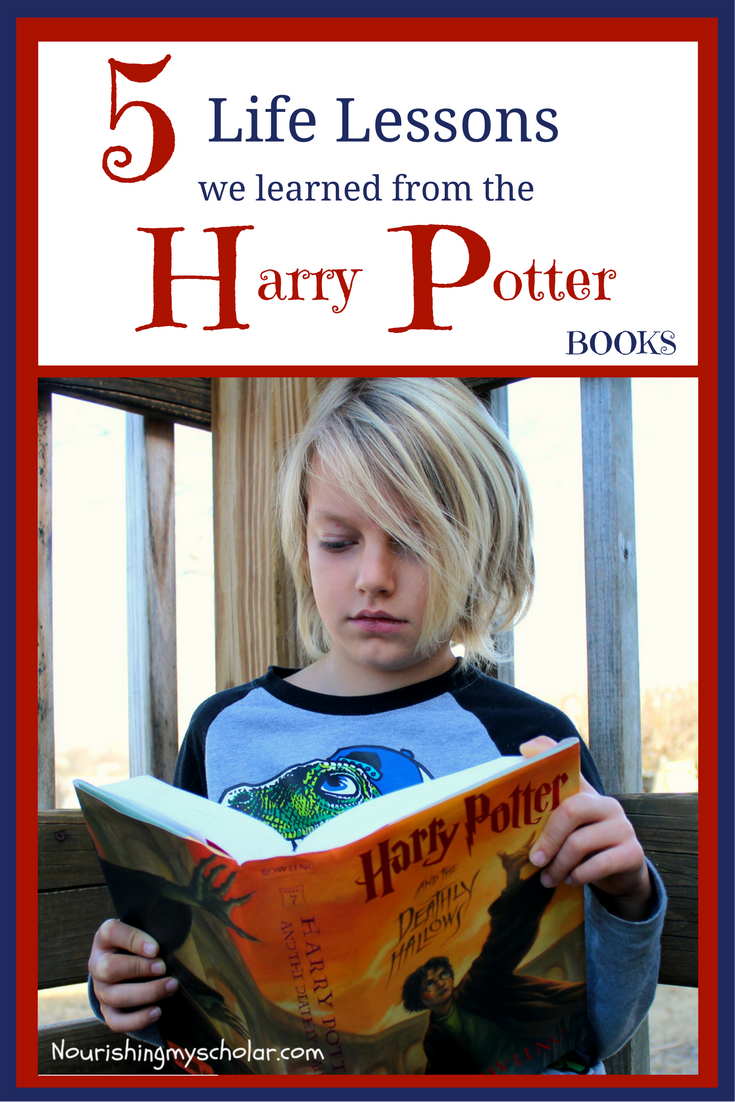 5 Life Lessons We Learned from the Harry Potter Books