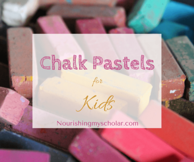 Chalk Pastels for Kids