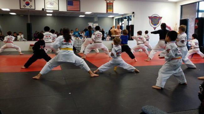 Taekwondo Kid