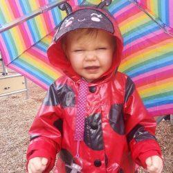 A Rainy Day at the Park