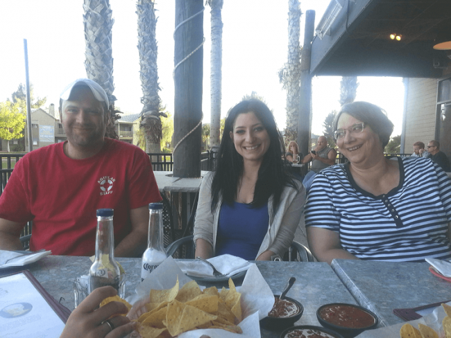 My Mother's Day Weekend in the Desert