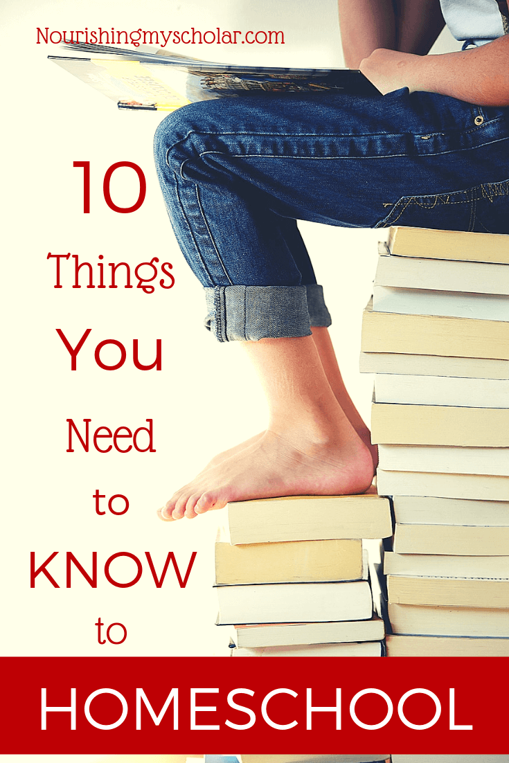 10 Things You Need to Know to Homeschool: Are you a first-time homeschooler or thinking about homeschooling? Are you wondering about how to get started? Check out these 10 things you need to know. #homeschool #homeschool #ihsnet #howtohomeschool #getstartedhomeschooling