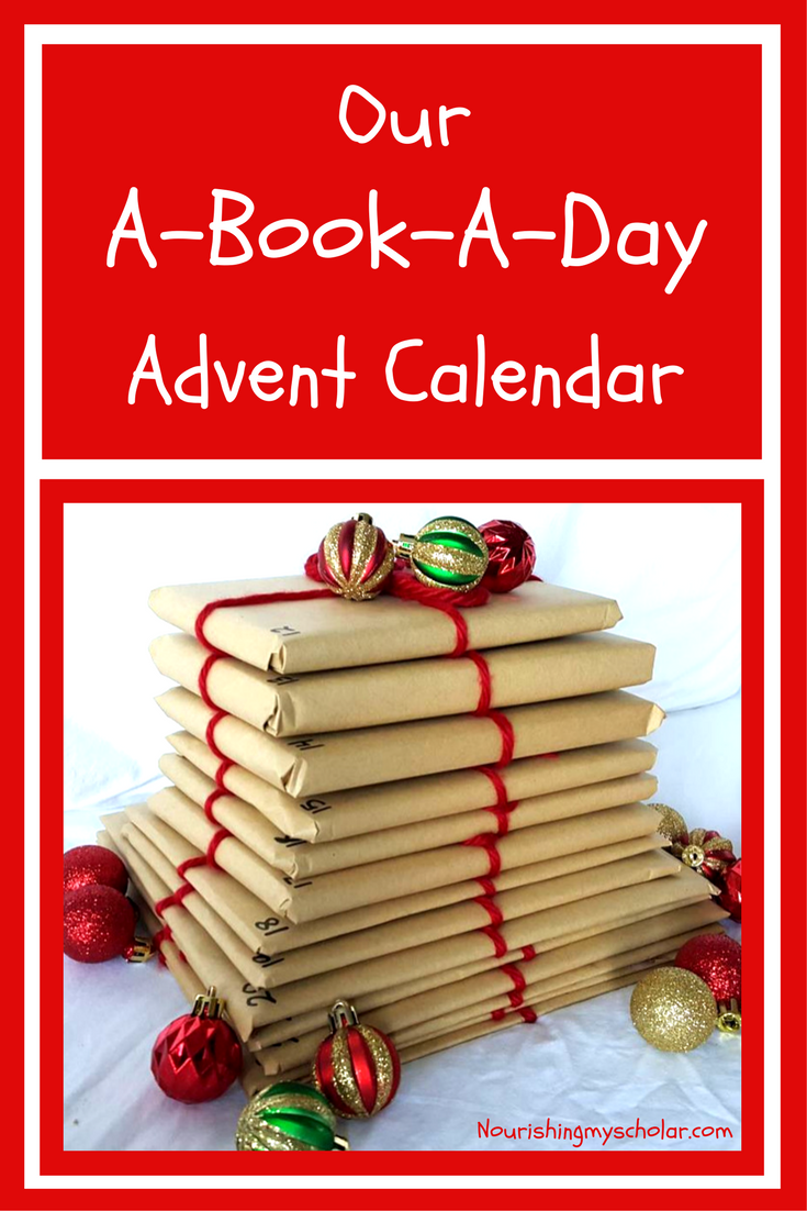 Our A-Book-A-Day Advent Calendar