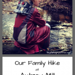 Our Family Hike at Autrey Mill Nature Preserve and My New Camera!