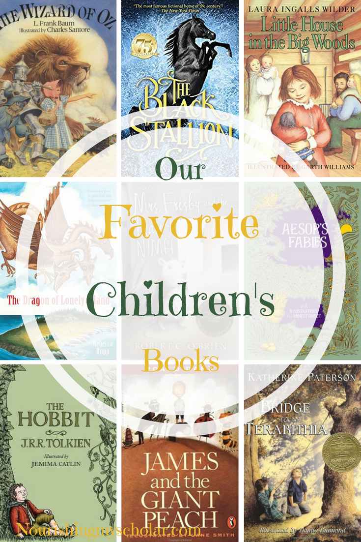 Our Favorite Children's Books