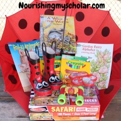 Nourishing my scholar umbrella easter baskets negle Choice Image