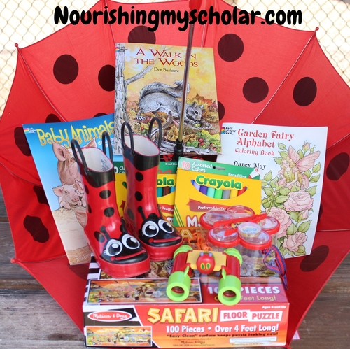 Umbrella easter baskets nourishing my scholar umbrella easter baskets negle Image collections