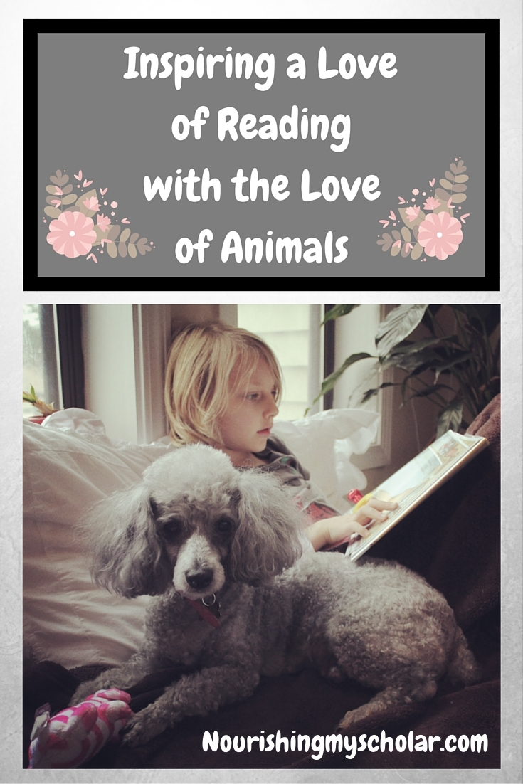 Inspiring a Love of Reading with the Love of Animals