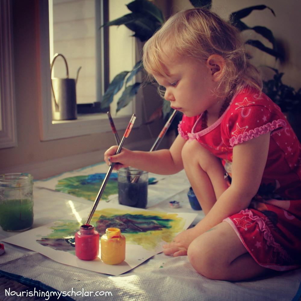 Eclectic Homeschooling Curriculum