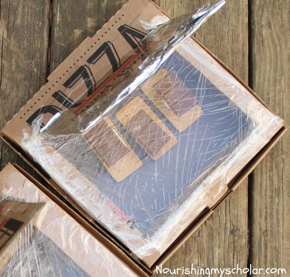 Make Your Own Solar Oven S'mores