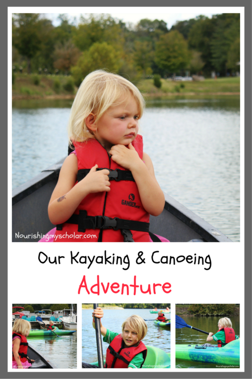 Our Kayaking and Canoeing Adventure