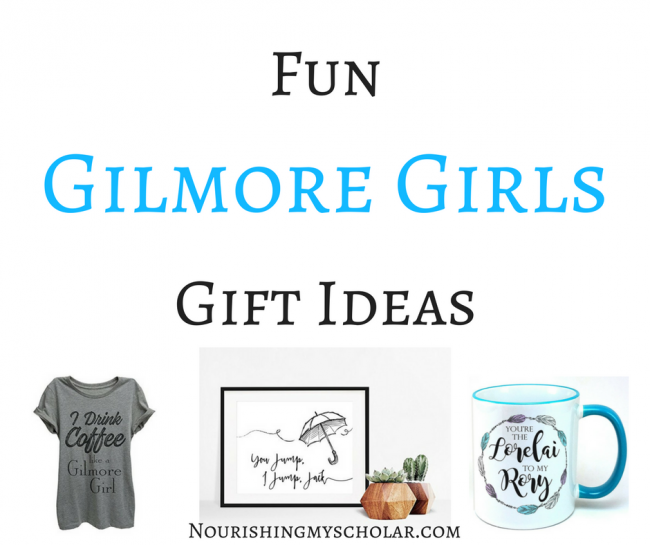 Fun Gilmore Girls Gift Ideas
