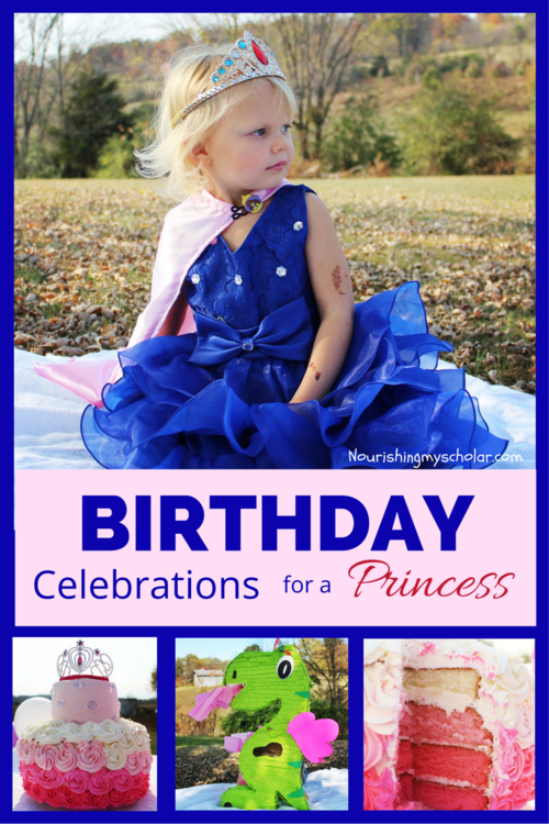 Birthday Celebrations For A Princess