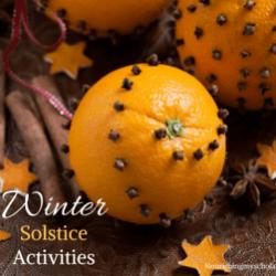 Winter Solstice Activities & Books