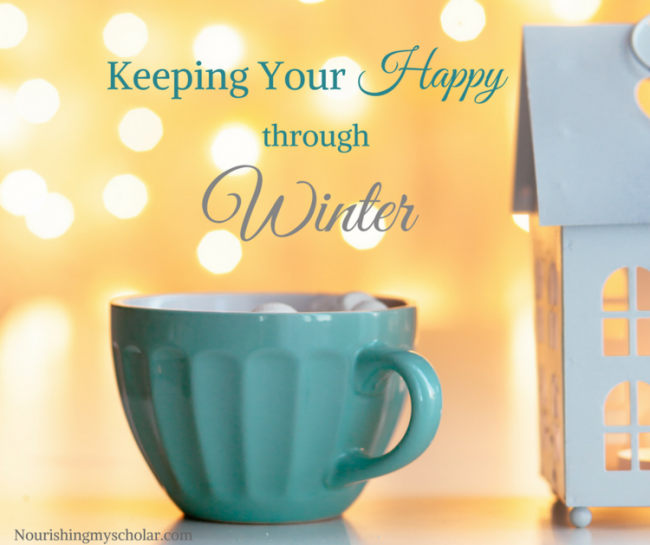 Keeping Your Happy through Winter