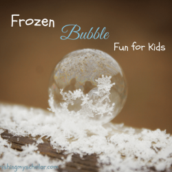 Frozen Bubble Fun for Kids!