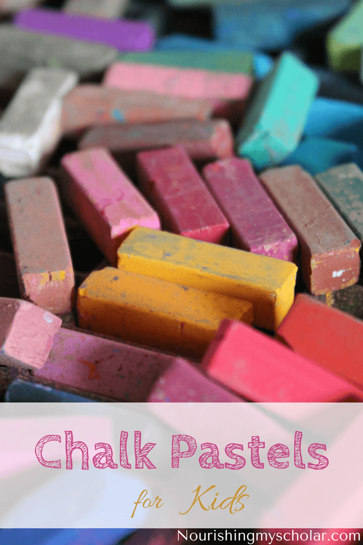Chalk Pastels for Kids: Chalk pastels and kids go together like lightning bugs and a warm summer evening. Trust me, they are a perfectly glorious pairing, and super EASY too! #chalkart #chalkpastels #chalkpastelsforkids #kidactivities #pastelchalk #pastelchalkforkids #YouAreAnArtist