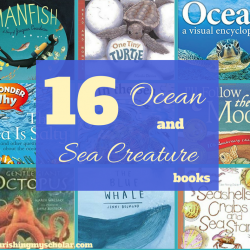 16 Ocean and Sea Creature Books Your Kids will Love
