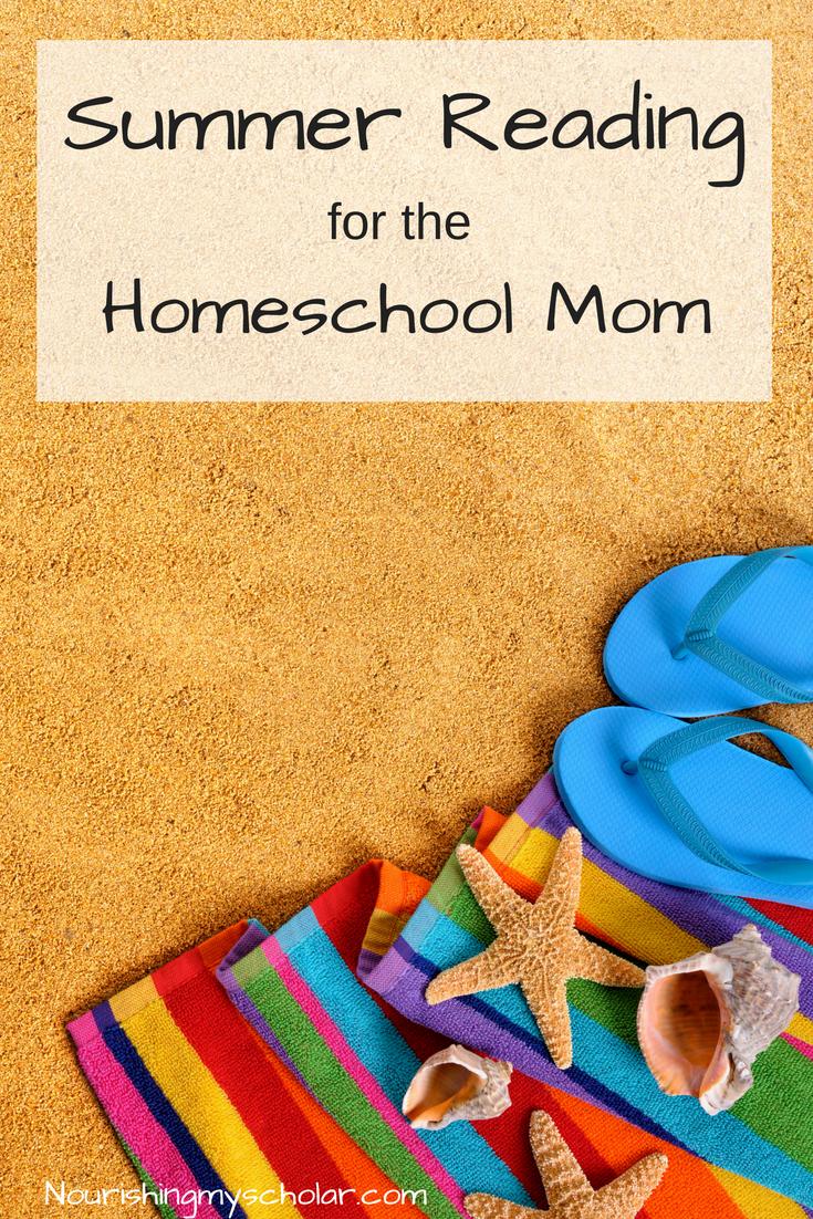 Summer Reading for the Homeschool Mom