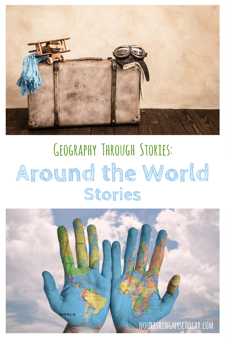 Geography Through Stories: Around the World Stories
