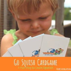 Go Squish Cardgame: A Fun Way to Learn Spanish