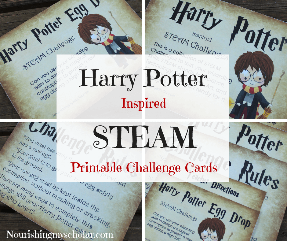 photograph regarding Hedbanz Cards Printable named 5 Times of Harry Potter Motivated Exciting ~ Nourishing My Student