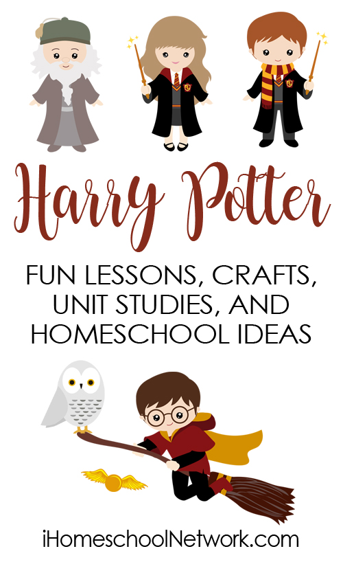 5 Days of Harry Potter Inspired Fun