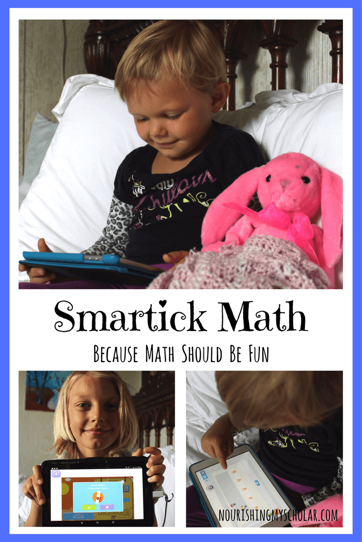 Smartick Math : Because Math Should Be Fun