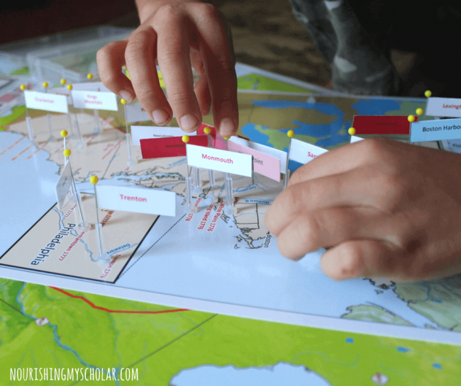 Hands-On Geography with Pin It Maps