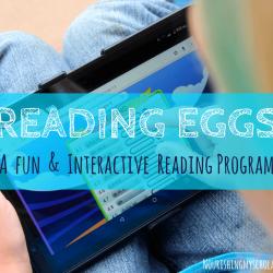 A Fun & Interactive Online Reading Program