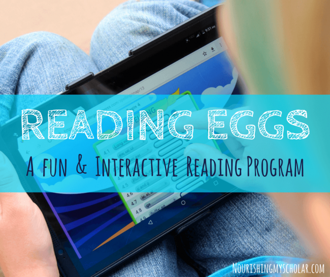 Reading Eggs: A Fun & Interactive Online Reading Program