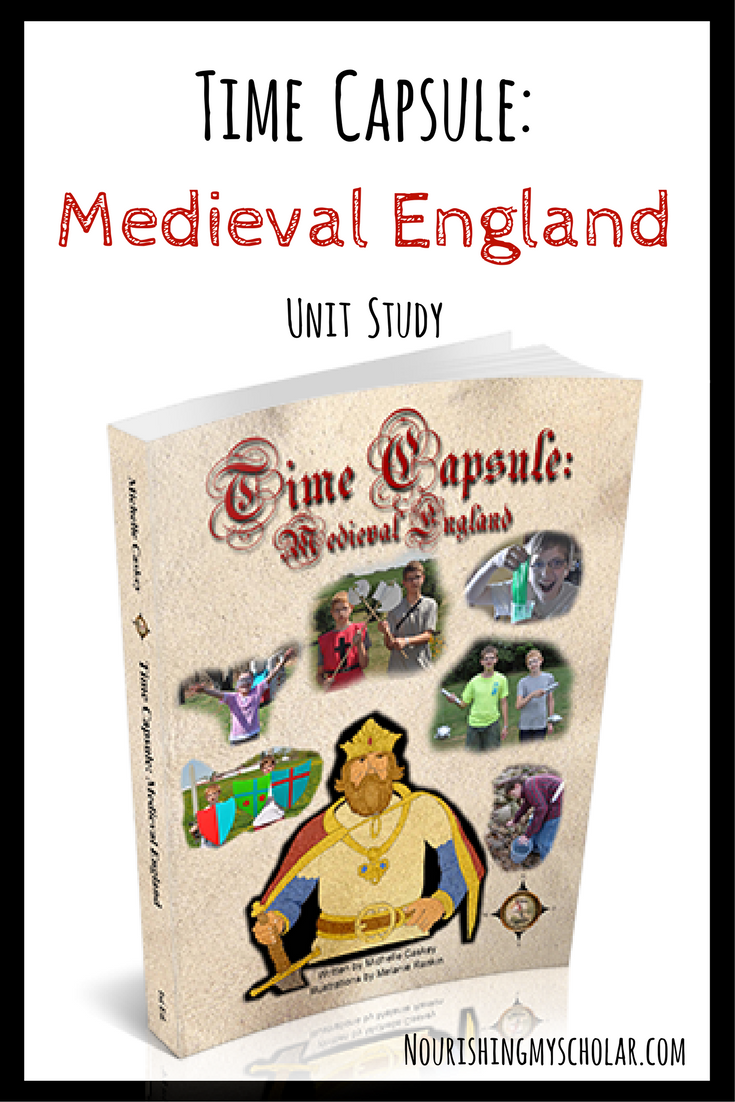 Time Capsule: Medieval History Unit Study