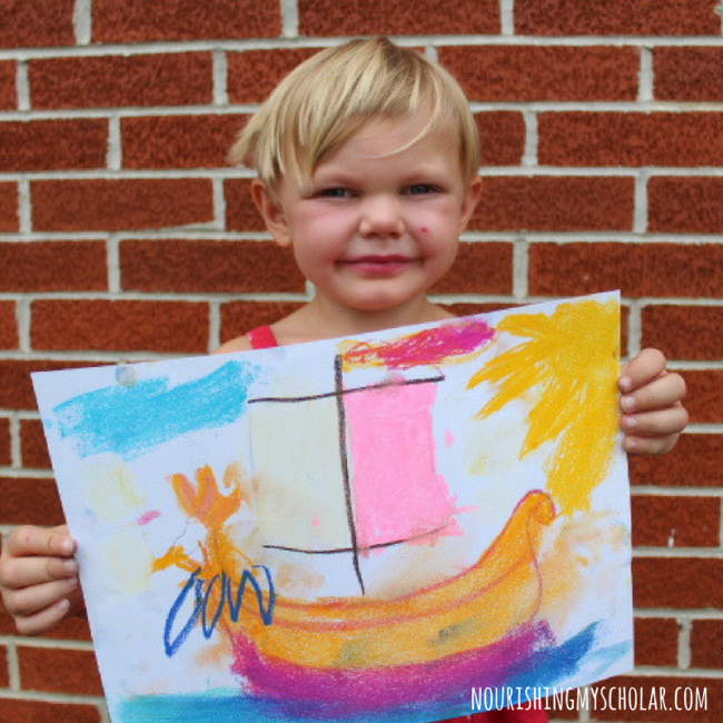 Medieval Chalk Pastels: Video Art Course