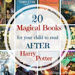 20 Magical Books For Your Child To Read: After Harry Potter