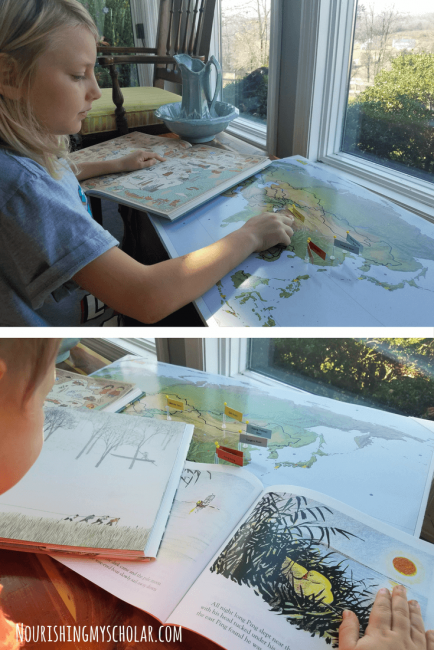 Geography Through Literature: Around the World with Picture Books