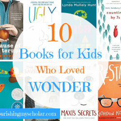 10 Books for Kids Who Loved Wonder