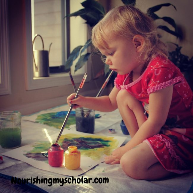 How to Create A Learning-Rich Environment in Your Homeschool