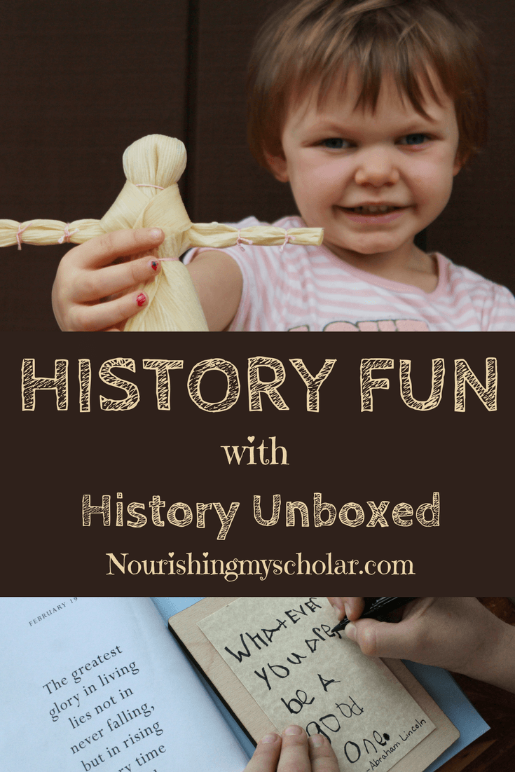 History Fun with History Unboxed