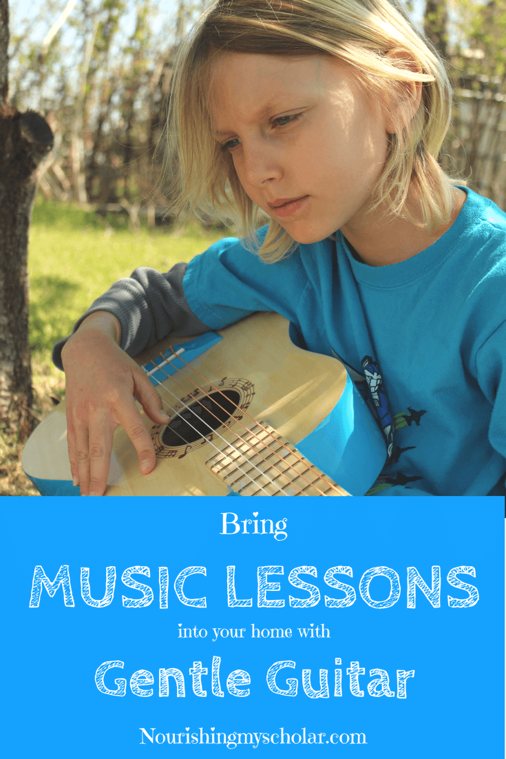 Bring Music Lessons into Your Home with Gentle Guitar