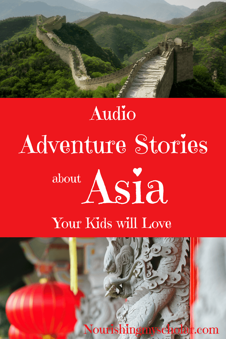 Audio Adventure Stories About Asia Your Kids Will Love