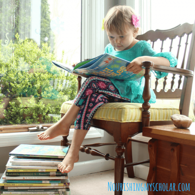 5 Reasons We Use All About Reading