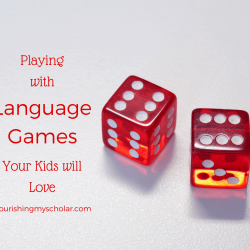 Playing with Language Games Your Kids will Love