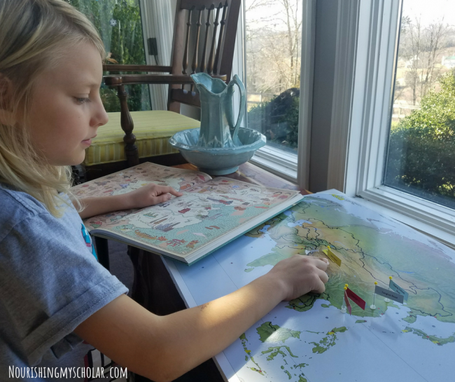 Our Eclectic Homeschool Curriculum Choices 2018-2019