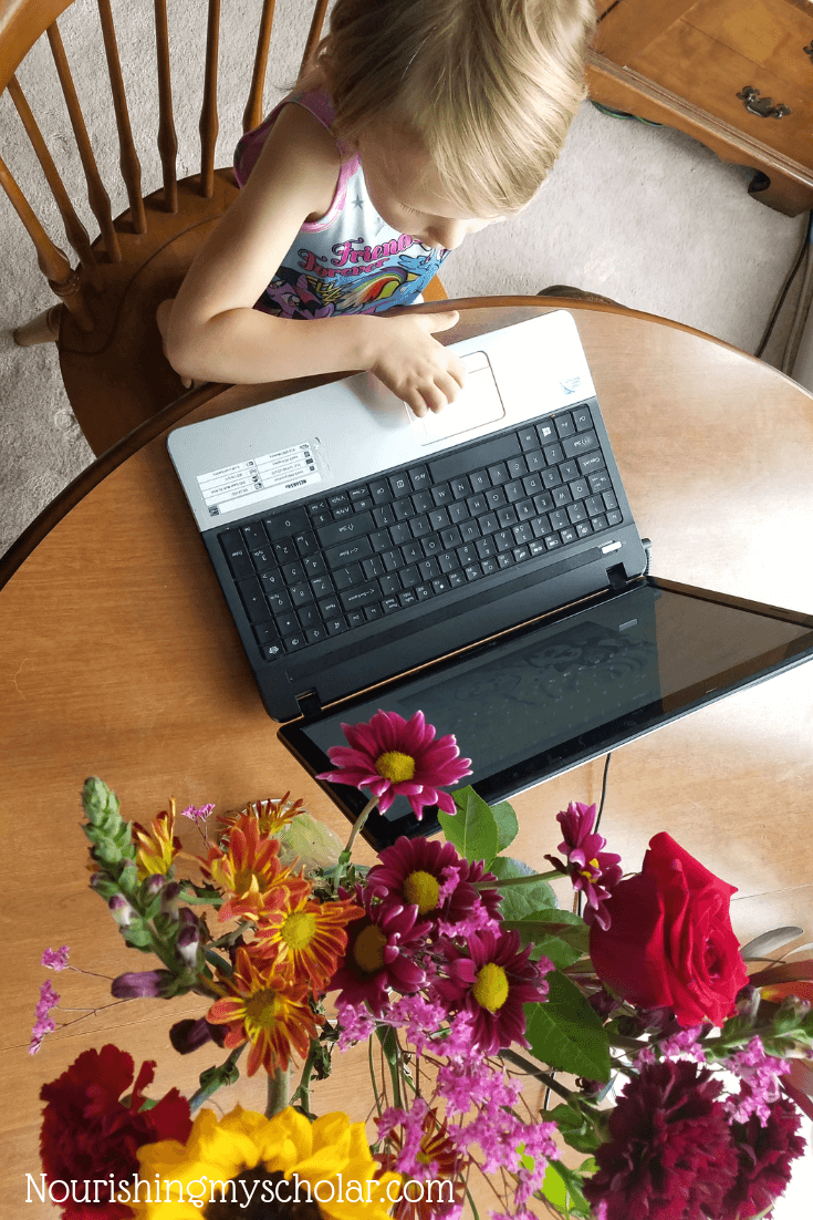 TypeKids : A Fun Online Touch Typing Program for Kids