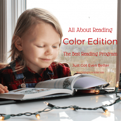 All About Reading Color Edition: The Best Reading Program Just Got Even Better