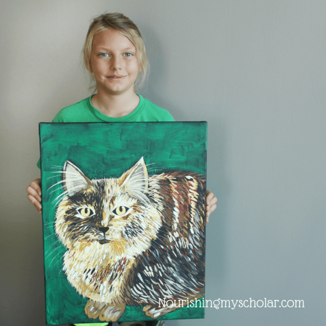 Playful Pet Portraits for Animal Loving Kids