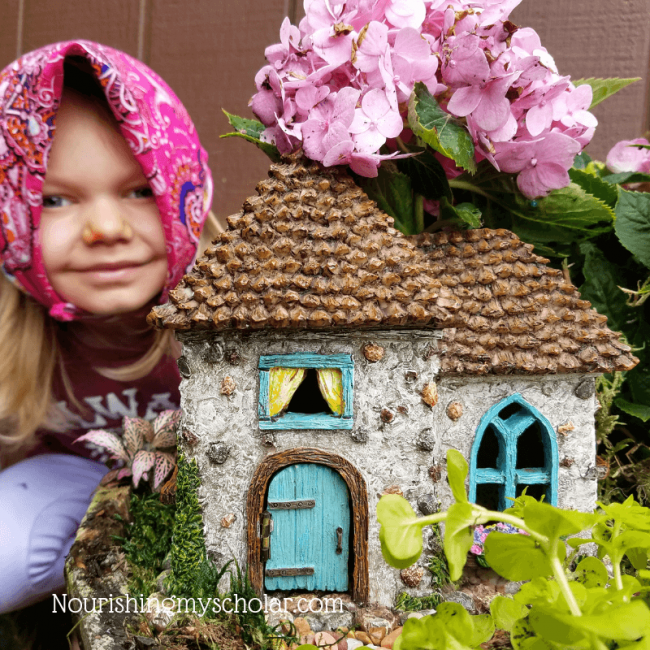 Exploring Fairies and Fairy Gardens with Kids