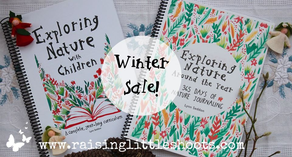 Exploring Nature With Children Winter Sale!